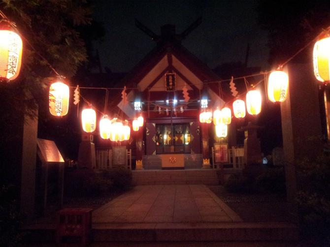 徳持神社の例大祭が始まります。