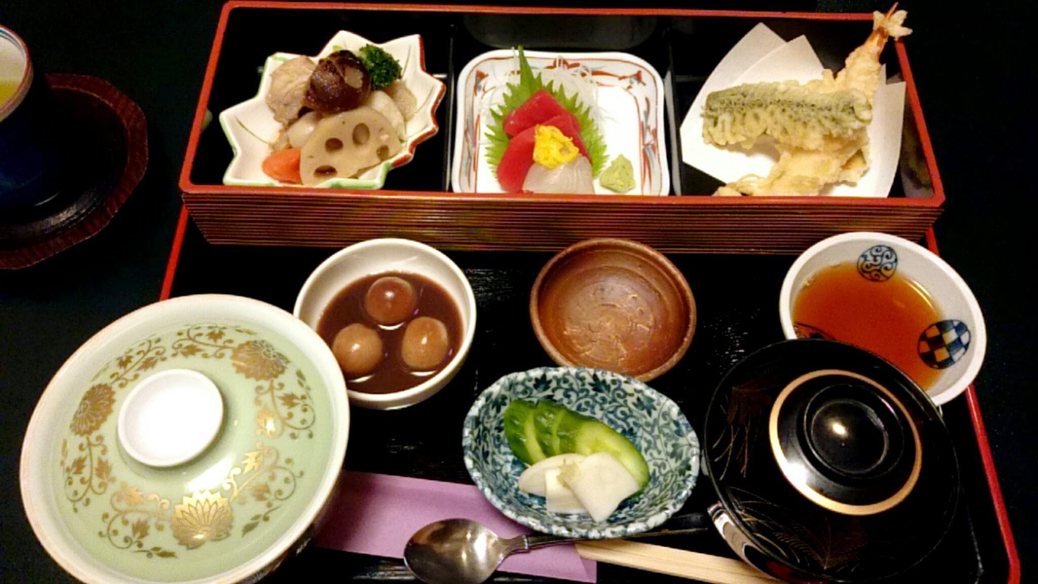 うお源で美味しい和食ランチを頂きました