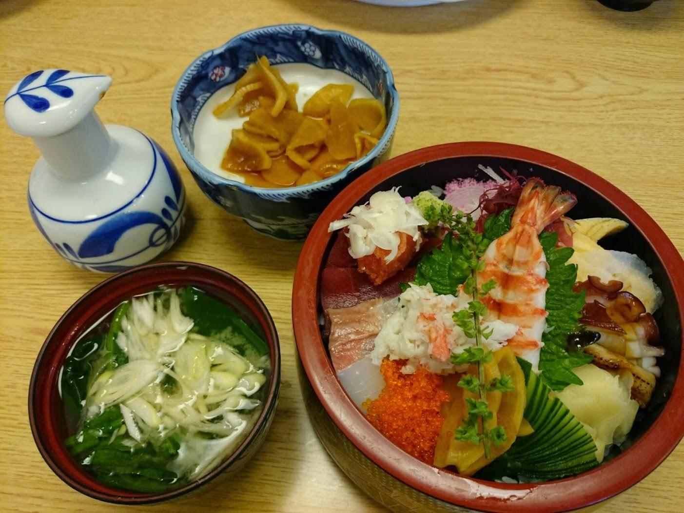 三千石寿司さんのお寿司